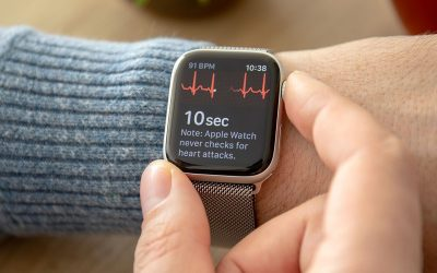 Apple's Series 6 Watch To Include Blood Oxygenation Sensor, Enable Digital health