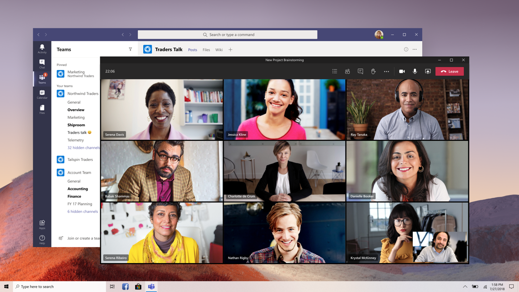 New Microsoft Teams Features To Help Reduce Stress and Improve Collaboration