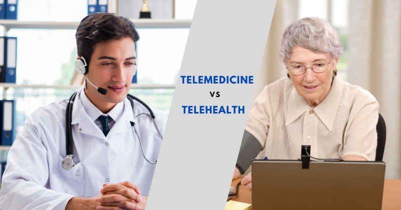Telemedicine vs Telehealth